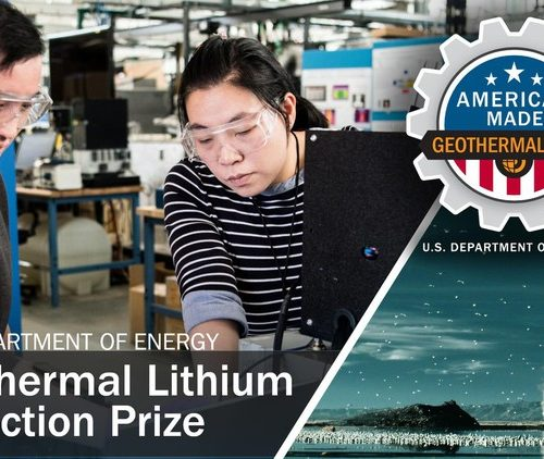 Geothermal Lithium Extraction Prize